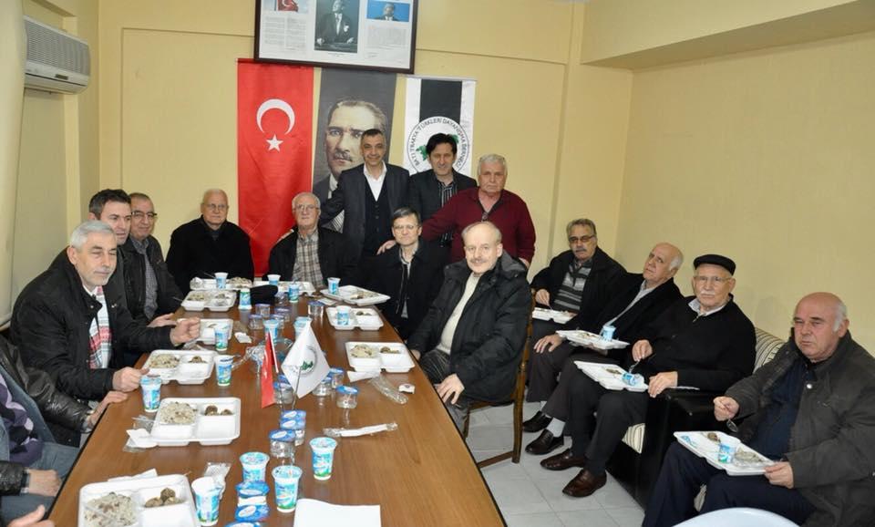 İzmit'te Çınarlar Meclisi Gerçekleşti