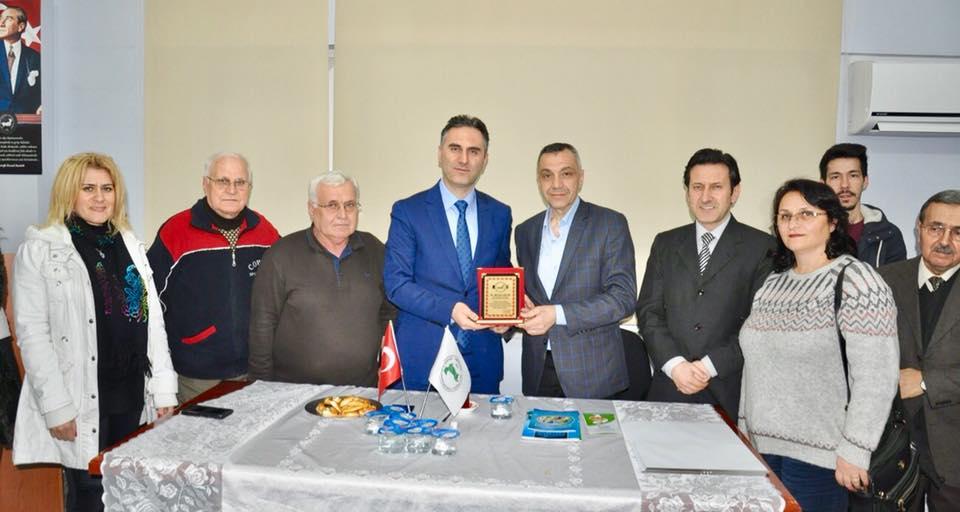 İzmit'te Şubat Ayı Dost Meclisi Gerçekleşti
