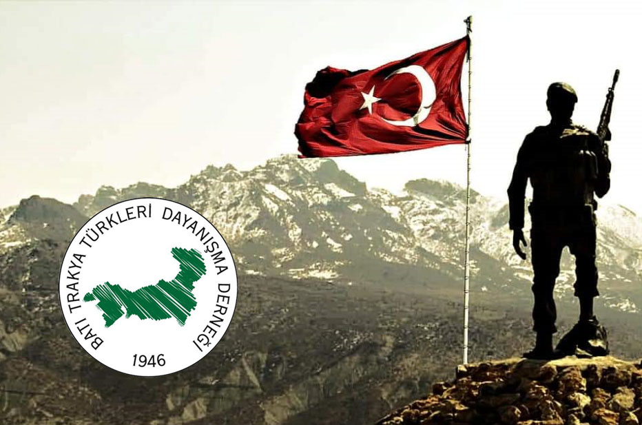Kahraman Mehmetçiğimizin Yanındayız