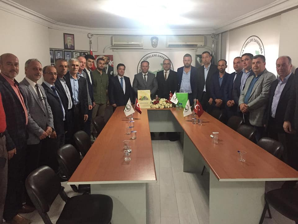 Kozlukebir Belediye Başkanından Bursa Şubemize Ziyaret
