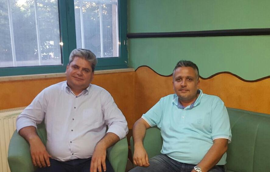 Milletvekili Hüseyin Zeybek'ten Genel Merkezimize Ziyaret