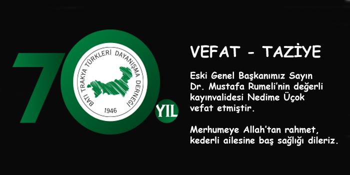 Mustafa Rumelili'nin Acı Günü