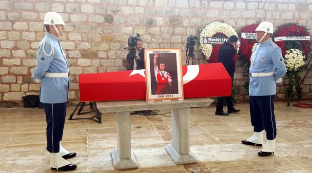 Naim Süleymanoğlu'nu Ebediyete Uğurladık