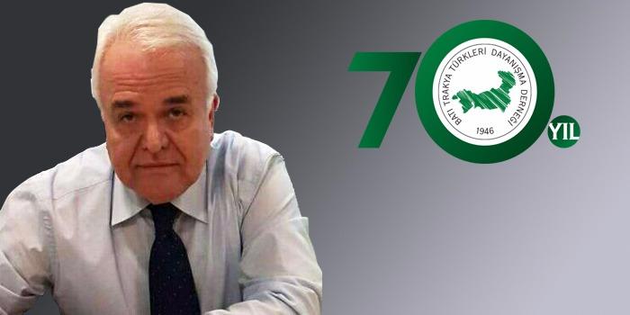 Prof. Dr. Ömer Devecioğlu Genel Başkan Danışmanı Oldu