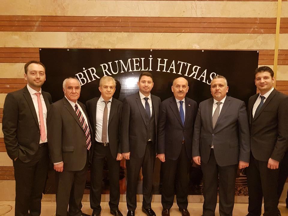 Rumeli'nin En'leri Ödül Töreni Gerçekleşti