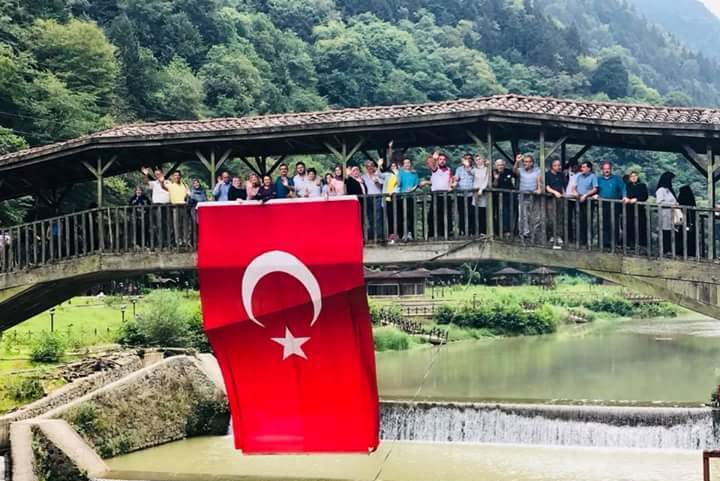 Soma Şubemizden Karadeniz Turu