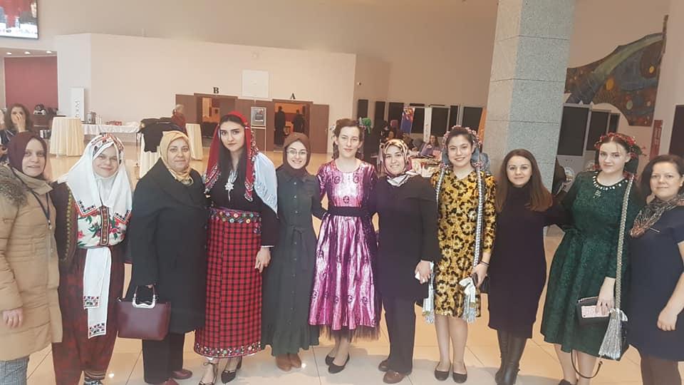 Soma Şubemiz Mirasımızın İzinde: 1. Balkan-Türk Kadın Çalıştayı'na Katıldı