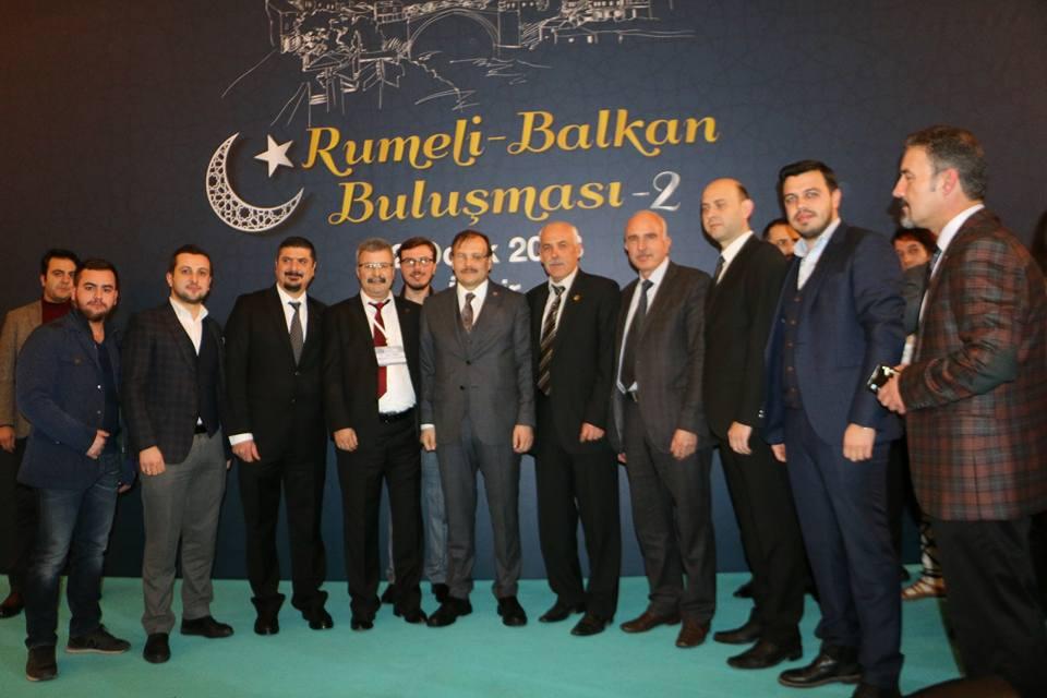 Soma ve İzmir Şubemiz Balkan Buluşmasına Katıldı