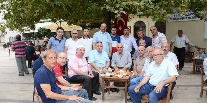 Soma'da Lokma Hayrı Yapıldı