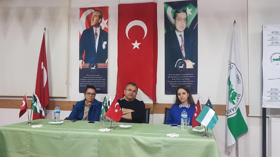 Soma'da Sağlk Sohbetleri Düzenlendi