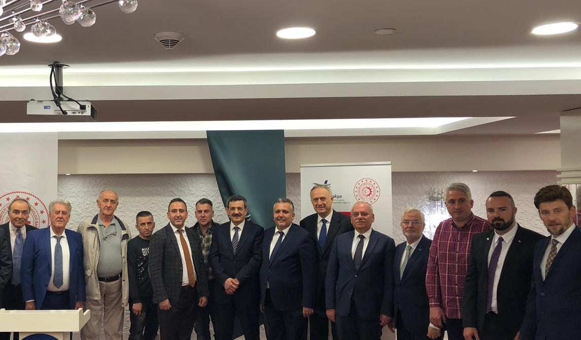 Uluslararası Trakya ve Balkan İş Forumu Gerçekleştirildi