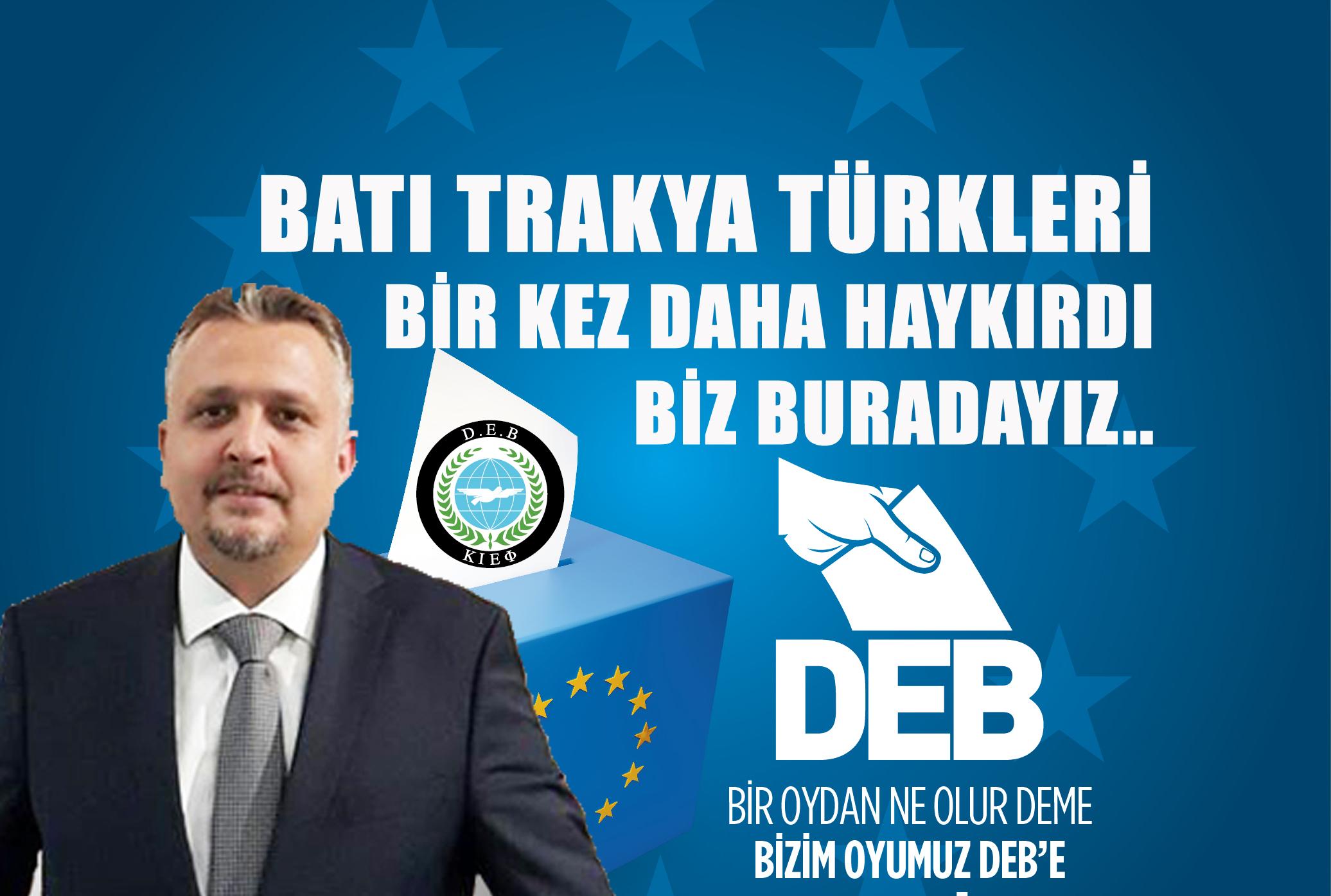 Türk Azınlık Bir Kez Daha Haykırdı