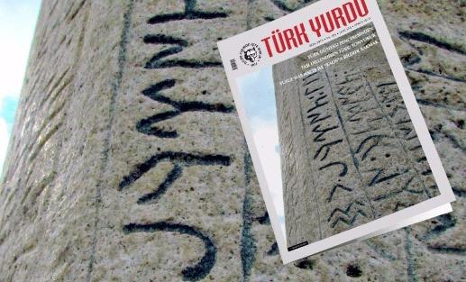 Türk Yurdu Dergisi - Türk Dünyası Özel Sayısı