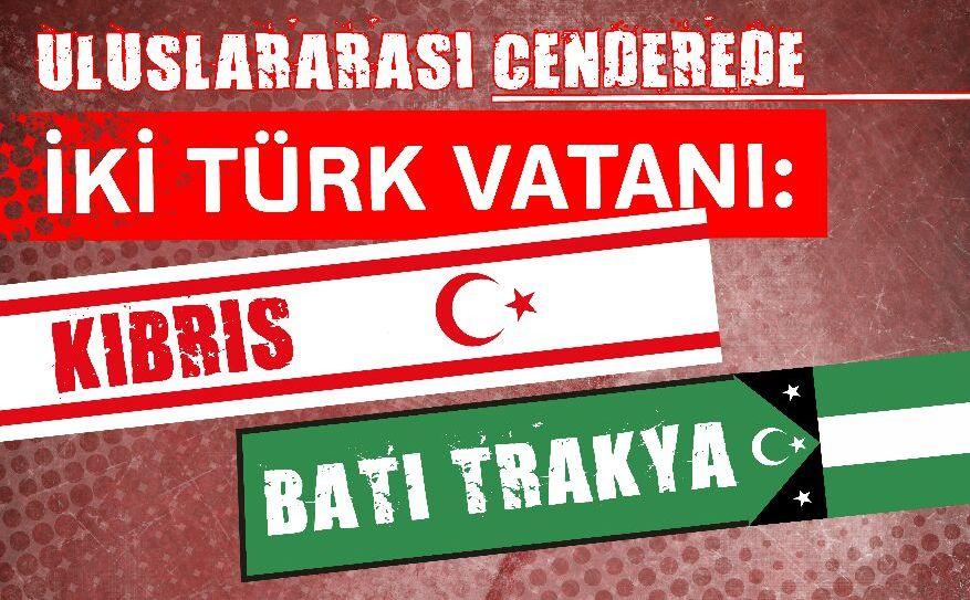Uluslararası Cenderede İki Türk Devleti Paneline Davet
