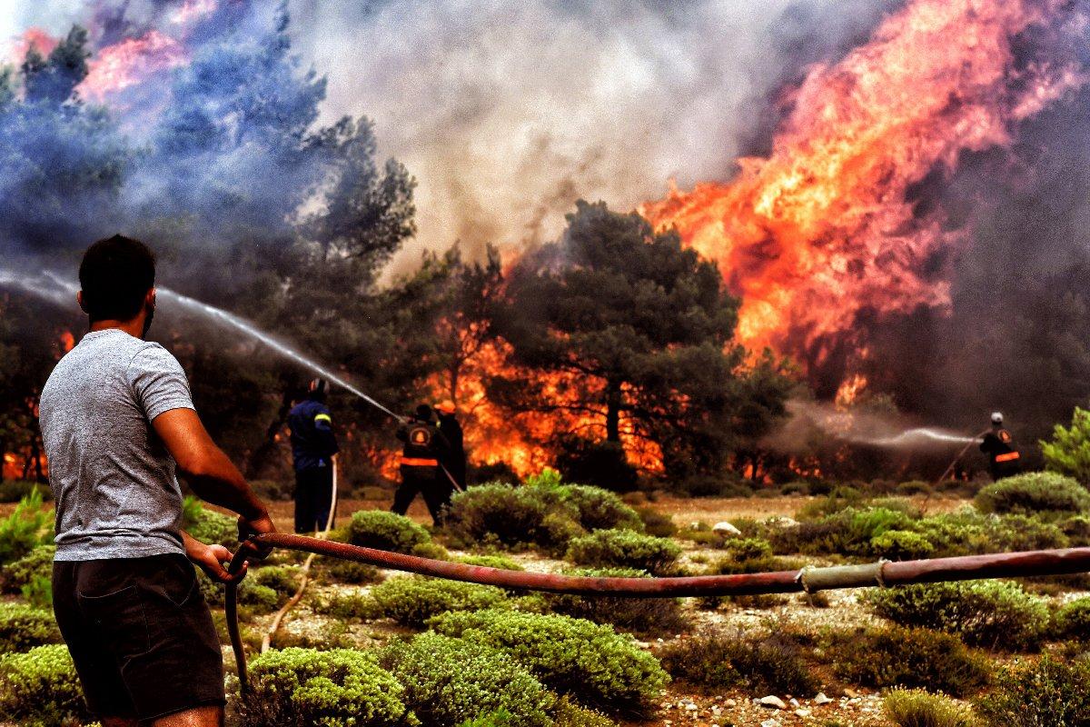 Yangın Faciasında Hayatını Kaybedenlere Başsağlığı Diliyoruz