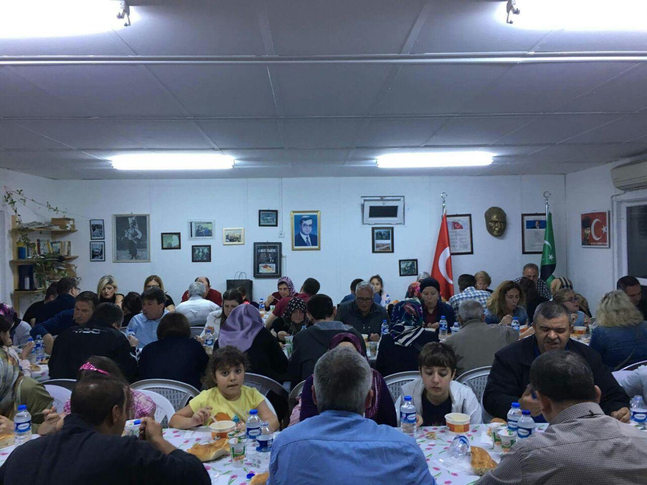 Yalova'da Yaşayan Batı Trakyalılar İftarda Buluştu
