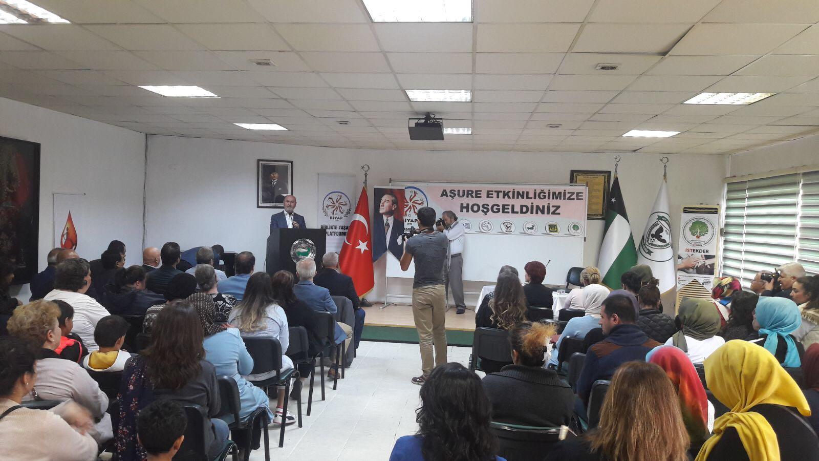 Zeytinburnu'nda Aşure Etkinliği