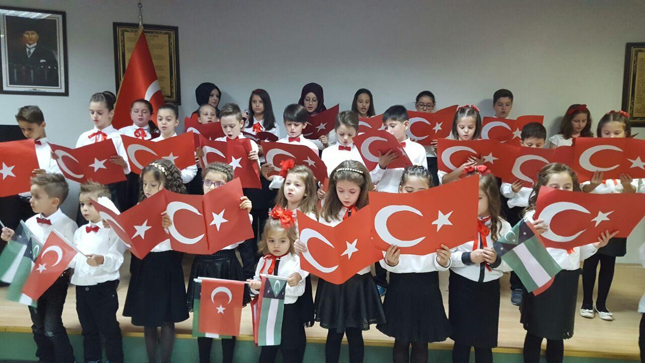 Zeytinburnu'nda Muhteşem 29 Ekim Cumhuriyet Kutlaması