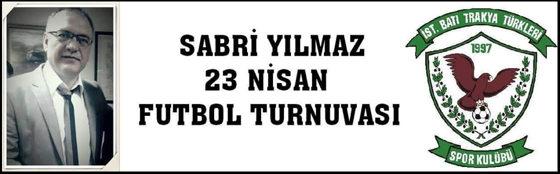 Zeytinburnu'nda Sabri Yılmaz Futbol Turnuvası
